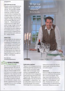 Kevin Strubbe in çava magazine (christelijke mutualiteit)